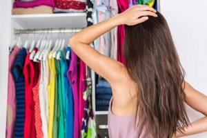 besluiteloosheid over kledingkeuze