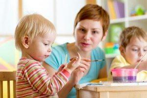 emotionele voeding door aandacht te geven aan kind
